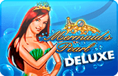 Играть в автомат Mermaid's Pearl Deluxe